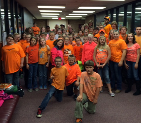Orange Out Day