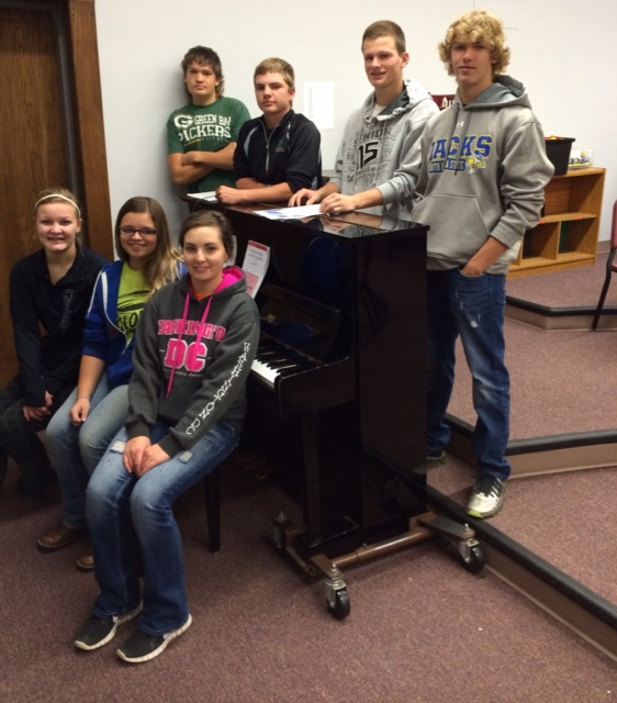 All-State Chorus Group