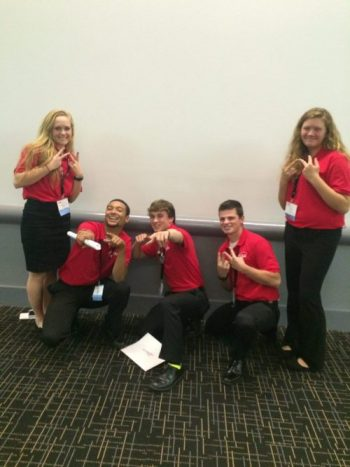 Clark FCCLA Quiz Bowl Champs